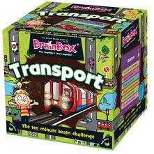 Brainbox: Trasporti. Green Board Game (Gg39442)