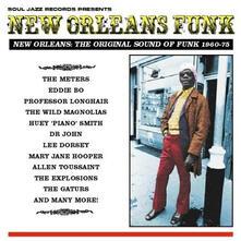 New Orleans Funk - Vinile LP