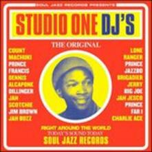 Studio One Djs - Vinile LP