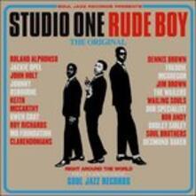 Studio One Rude Boy - Vinile LP