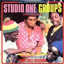 Studio One Groups - Vinile LP