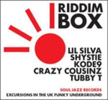Riddim Box Part 1 (HQ) - Vinile LP