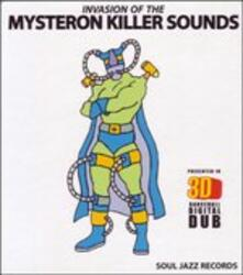 Invasion of the Mysteron - CD Audio