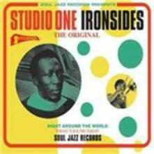 Studio One Ironsides - CD Audio