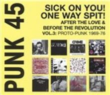 Punk 45 vol.3 1970-1977 - Vinile LP