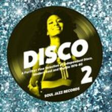 Disco 2. A Further Fine Selection of Independent Disco, Modern Soul & Boogie 1976-80 - Vinile LP
