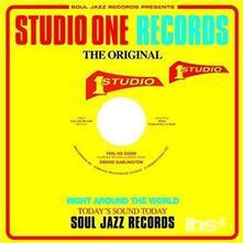 Soul Jazz Records Presents Studio One 45s. Denise - Feel so Good - Rightful Rebel - Vinile 7''