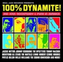 100% Dynamite! - Vinile LP