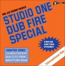 Studio One Dub Fire Special - Vinile LP