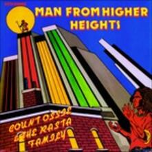 Man from Higher Heights - Vinile LP di Count Ossie,Rasta Family