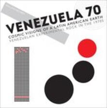 Venezuela 70. Cosmic Visions of a Latin American Earth Venezelan Exprimental Rock in 1970s - Vinile LP