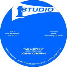 Time a Run Out - Got to Fight - Vinile 7'' di Heptones,Johnny Osbourne