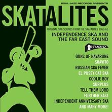 Independence Ska and the Far East Sound Original Ska Sounds - Vinile LP di Skatalites