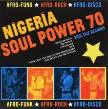 Nigeria Soul Power 70 (7'' Vinyl Box Set) - Vinile 7''