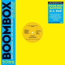 D.J. Rap - Vinile LP di Poor Boy Rappers