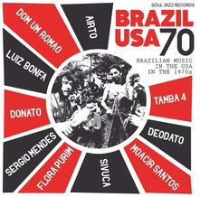 Brazilian Music in the USA in the 1970s - Vinile LP