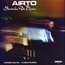Samba de Flora - Vinile LP di Airto