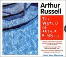 The World of - CD Audio di Arthur Russell