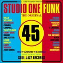 Studio One Funk - CD Audio