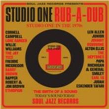 Studio One Rub-a-Dub - CD Audio