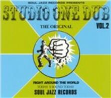 Studio One Dub vol.2 - CD Audio