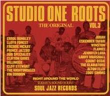 Studio One Roots vol.3 - CD Audio