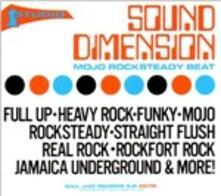 Mojo Rocksteady Beat - CD Audio di Sound Dimension