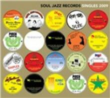 Soul Jazz Singles 2008-2009 - CD Audio