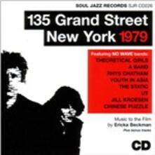135 Grand Street. New York 1979 - CD Audio