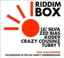 Riddim Box - CD Audio