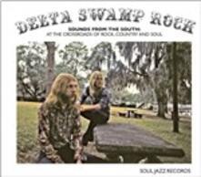 Delta Swamp Rock vol.1 - Vinile LP