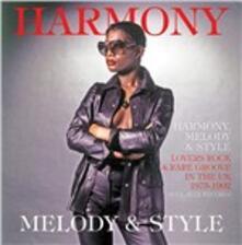 Harmony, Melody & Style 2 - Vinile LP