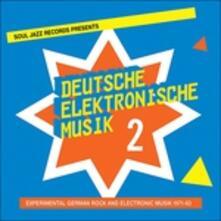 Deutsche Elektronische Musik 2. Experimental German Rock And Elektronic Musik 1971-1983 - Vinile LP