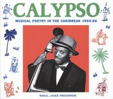 Calypso. Musical Poetry in the Caribbean 1955-69 - CD Audio