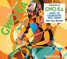 Gwo Ka. Music of Guadeloupe. West Indies - CD Audio