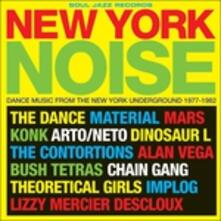 New York Noise - CD Audio