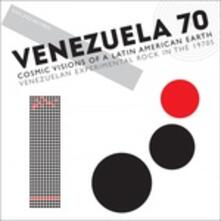 Venezuela 70. Cosmic Visions of a Latin American Earth Venezelan Exprimental Rock in 1970s - CD Audio
