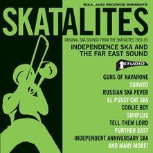 Independence Ska and the Far East Sound Original Ska Sounds - CD Audio di Skatalites