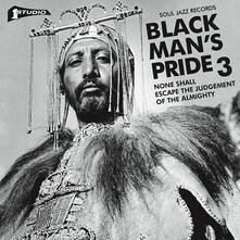 Studio One Black Man's Pride vol.3 - CD Audio