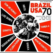 Brazilian Music in the USA in the 1970s - CD Audio