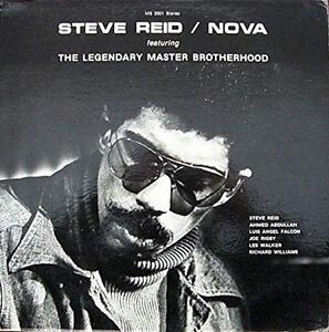 CD Nova Steve Reid