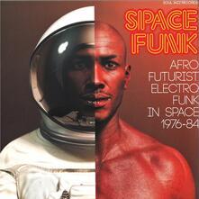 Space Funk. Afro Futurist Electro Funk - CD Audio