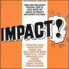 Impact - CD Audio