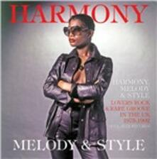 Harmony, Melody & Style 1 - Vinile LP