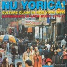 Nu Yorica! Culture - CD Audio