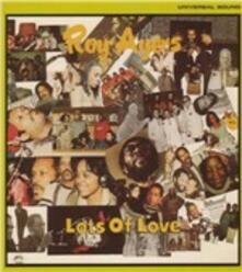Lots of Love - CD Audio di Roy Ayers