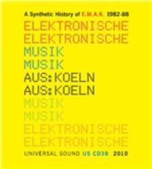Emak 1982-88. Musica elettronica da Colonia - CD Audio
