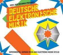 Deutsche Elektronische Musik - CD Audio