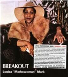 Breakout - Vinile LP di Louisa Markswoman Mark