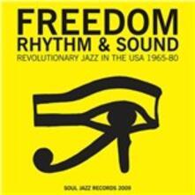 Freedom Rhythm and Sound - CD Audio